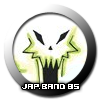 Aktueller japanischer Band