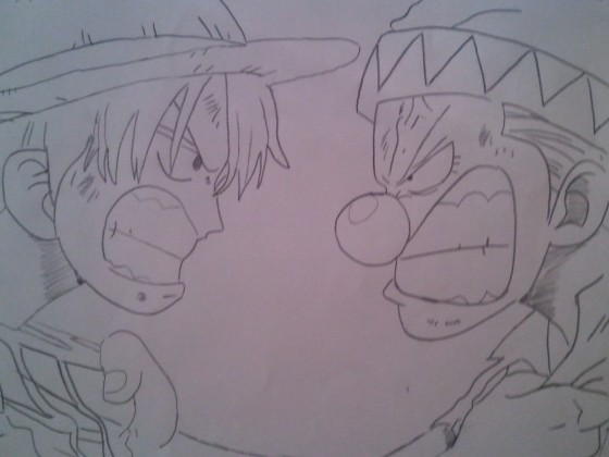 Shanks & Buggy :3