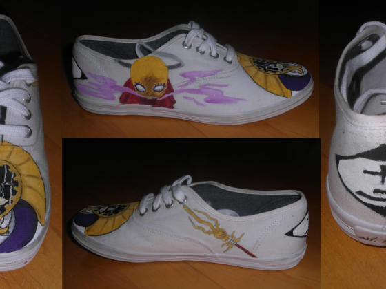 Schuhe: Kenpachi & MAYURI