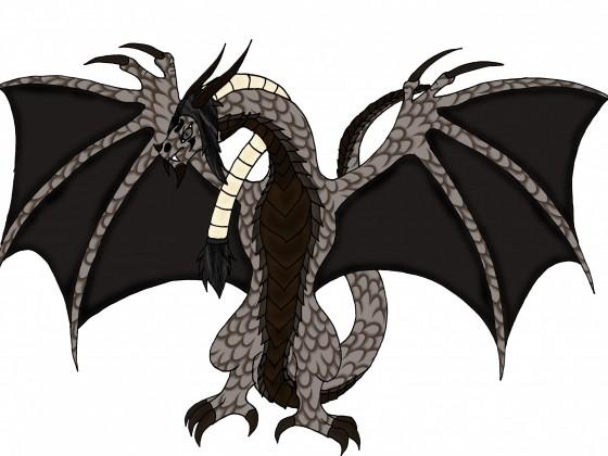 Clawslash Wyvern-Tierform