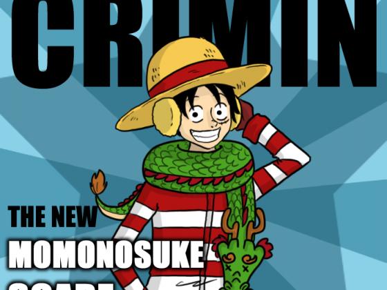 The Momonosuke Scarf