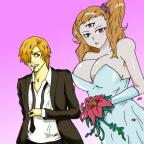 Sanjis Hochzeit