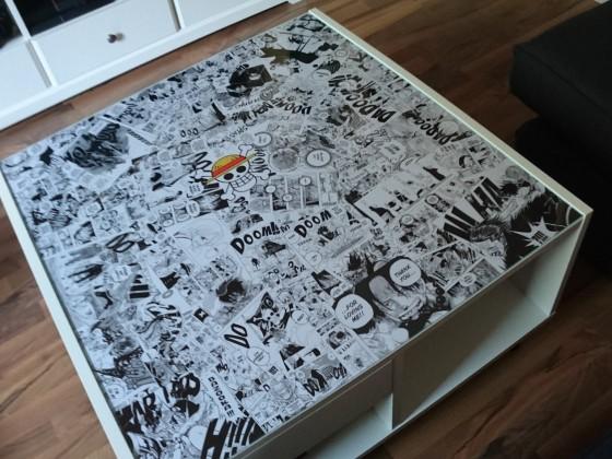 One Piece Couchtisch 6
