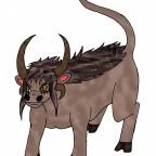 Bullet Minotaurus-Tierform