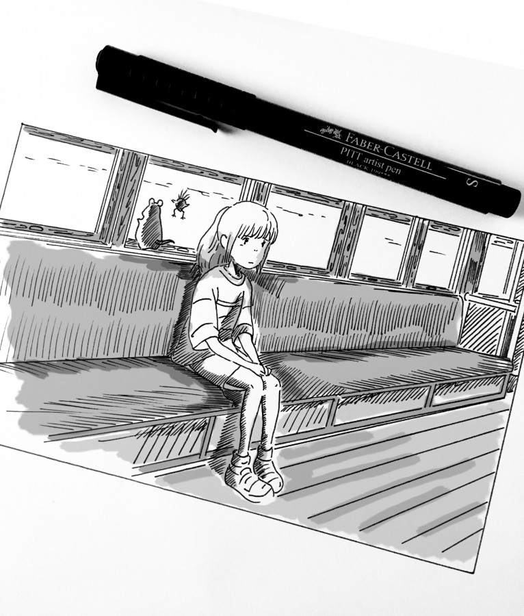 Ghiblis_SpiritedAway_(Chihiro)_Artwork
