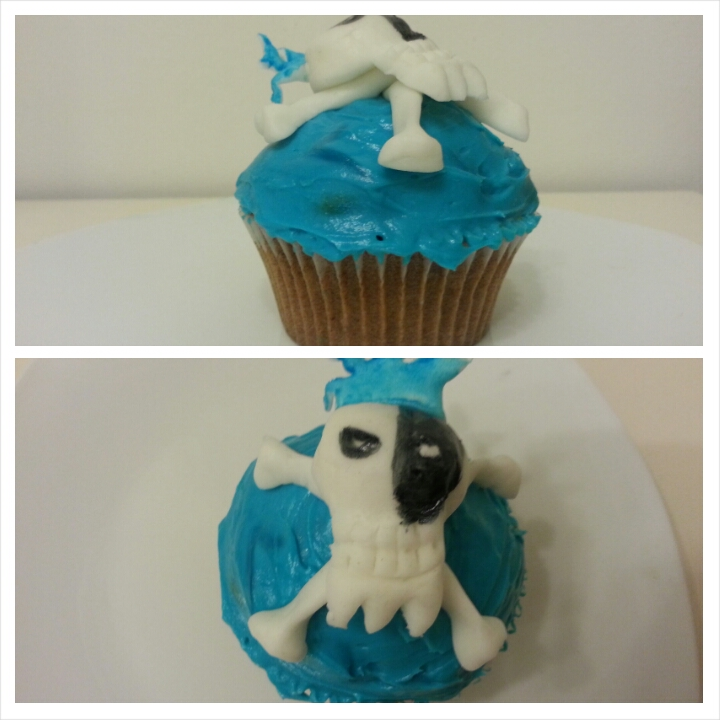 "Cupcake ""Franky"""