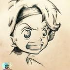 Nojiko drawing