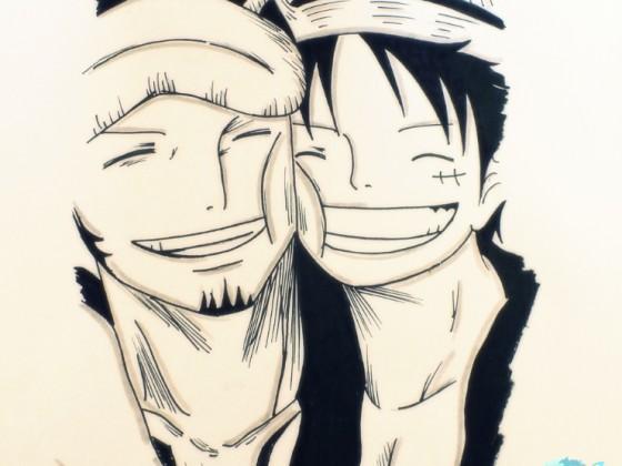 Law & Luffy