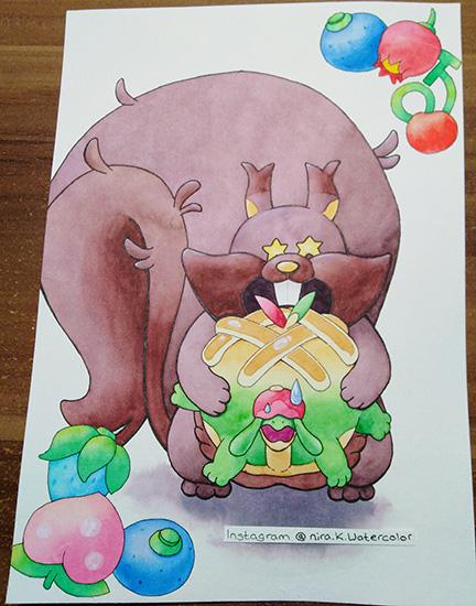 Geburtstagsgeschenk für Nico Robin