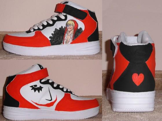 One Piece Schuhe #2: Corazón!