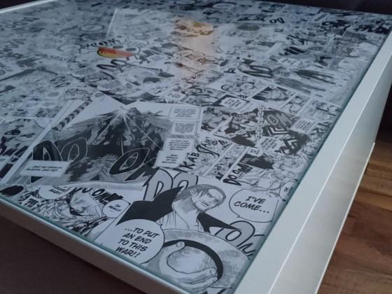 One Piece Couchtisch 4