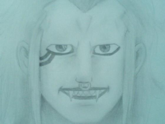 Bartolomeo gezeichnet
