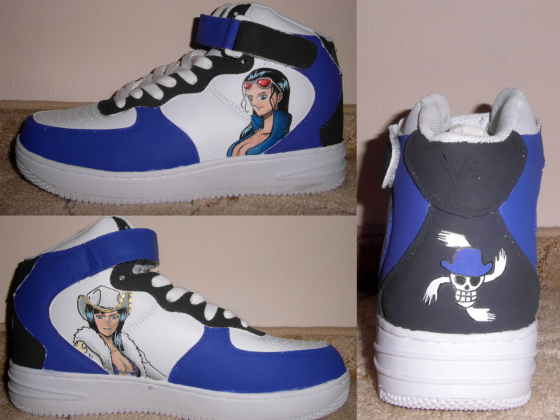 One Piece Schuhe #3: Robin