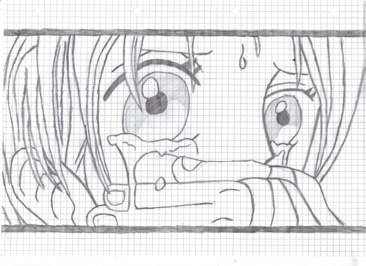 [Zeichnung] Crying Nami