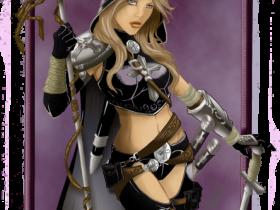Fantasy - Lady