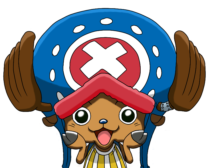 [Coloration] Timeskip Tony Chopper