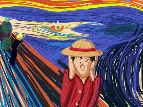 Der (One Piece) Schrei