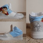 One Piece Schuhe: Whitebeard!