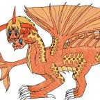 Abeeku Azi Dahaka-Tierform