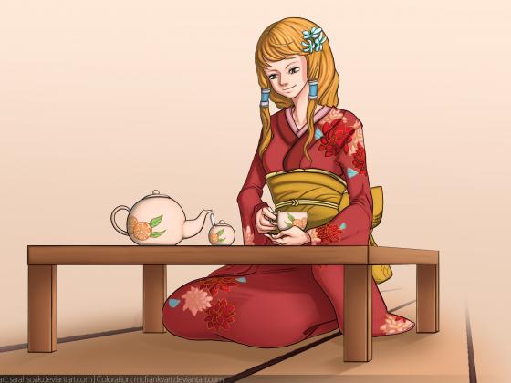 Nami Kimono