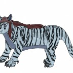 Ingrem Tiger-Tierform