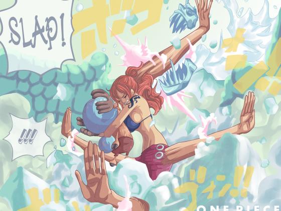 - One Piece Ch. 688 -