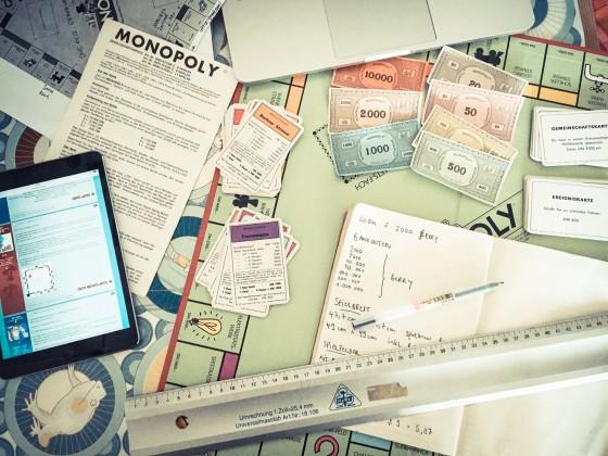 Ausmessen und Planen