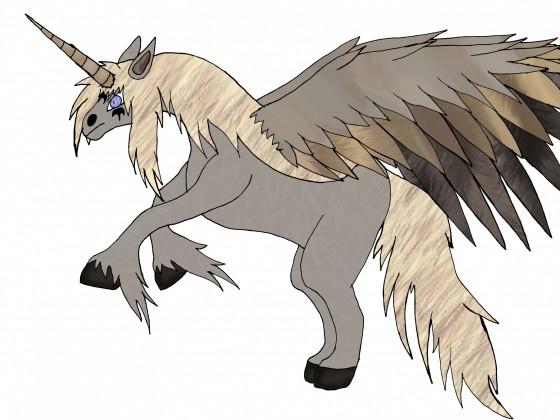 Stiger Allicorn-Tierform