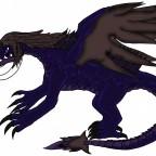 Sakuya Behemoth-Tierform (Dinoartig)