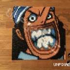 One Piece Pixel Art #004 Lysop