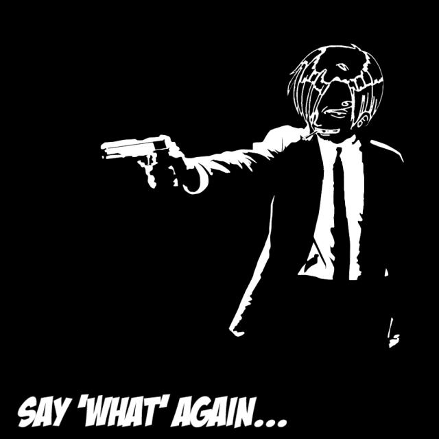 Sanji x Pulp Fiction