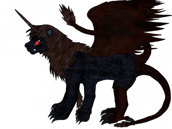 Deathrage Chimera-Tierform