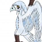 Keena Vogelsirene-Tierform