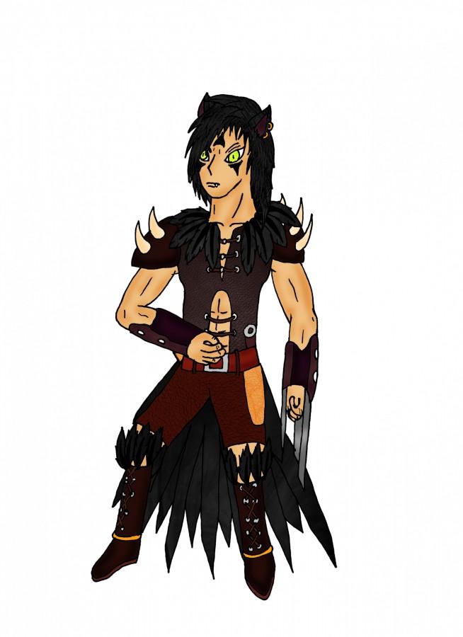 Panther D Corvus