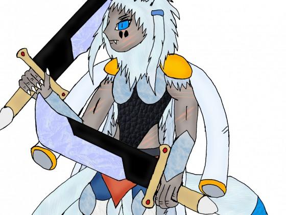 Storm D Saphir Moonmane