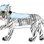 Alexander Tiger-Tierform