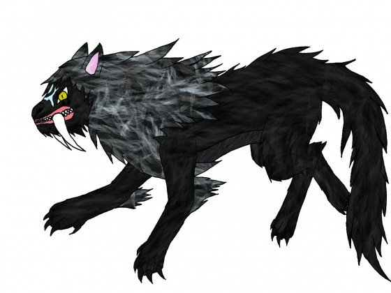 Talon Inugami-Tierform