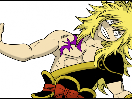 [Coloration] Zancrow Panel Three