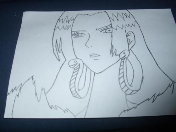 [Zeichnung] Boa Hancock