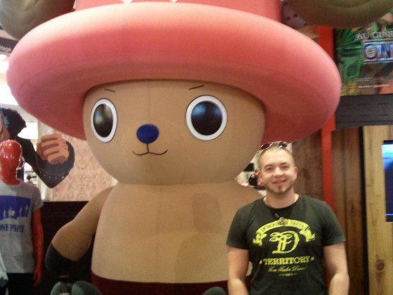 Me and Giant-Chopper