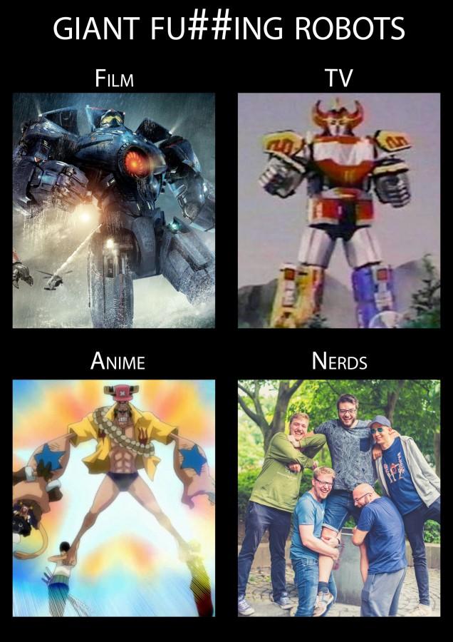 PBFT'17 - Meme - Giant Robots