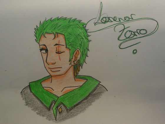 Zoro Made by me