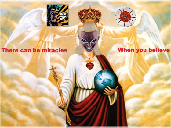 There can be miracles