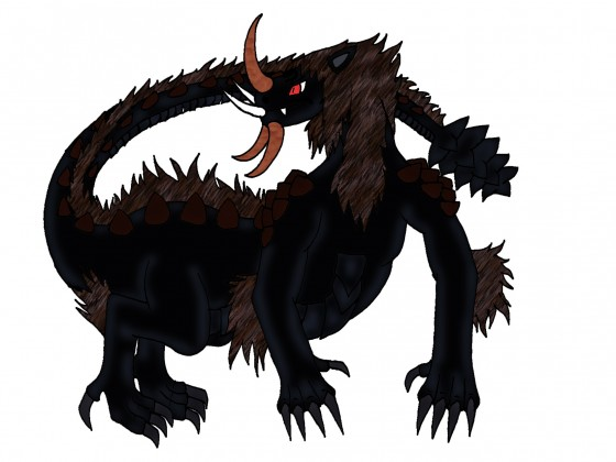 Deathrage Behemoth-Tierform (Bestienartig)