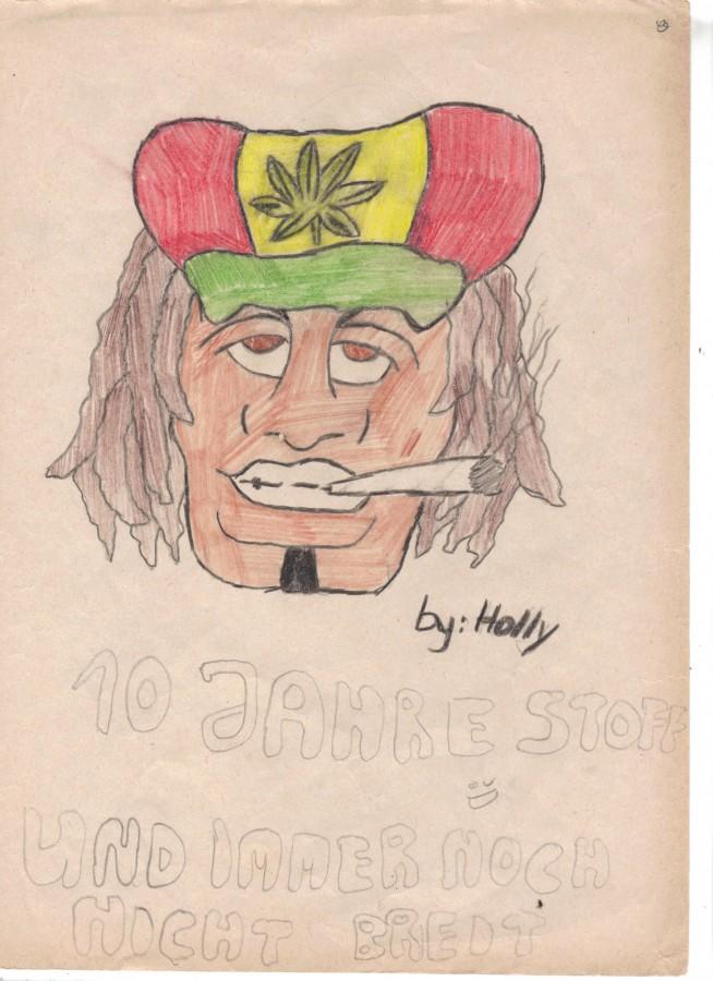 [Zeichnung] Bobby