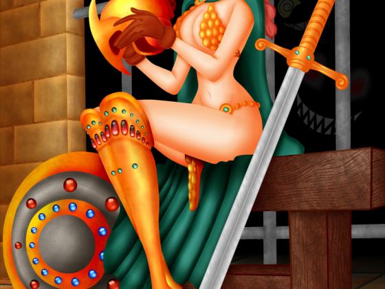 Gladiator Rebecca (Coloration)