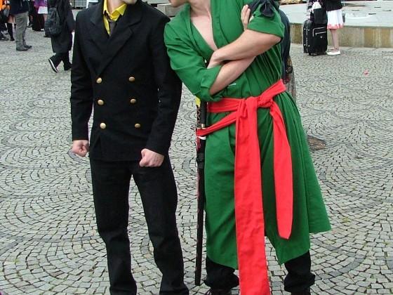 Zorro & Sanji