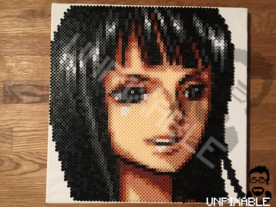 One Piece Pixel Art #007 Nico Robin