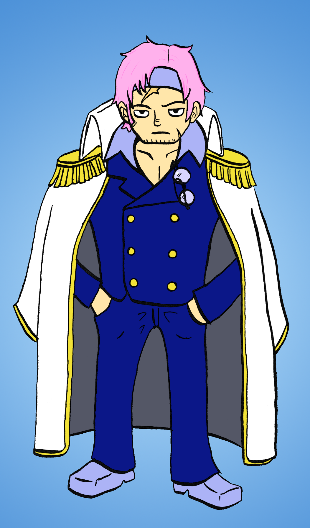 Admiral Corby
