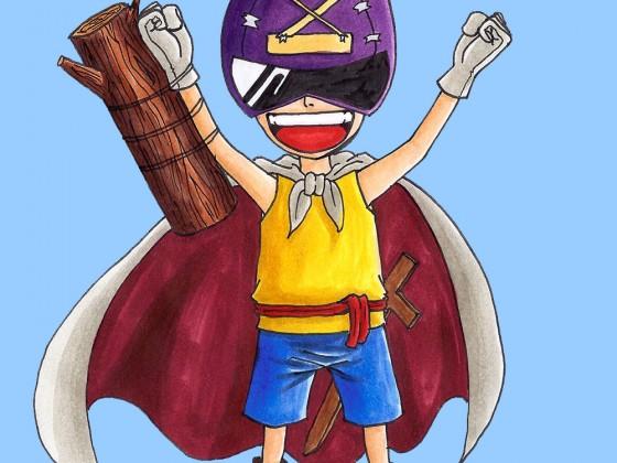 Ich bin der Held der Gerechtigkeit, Z!